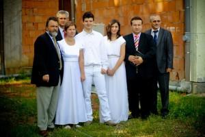 Botez Maranata 9 iunie 2013